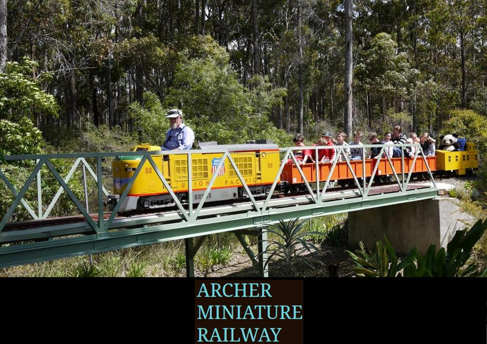 Archer Miniature Railway